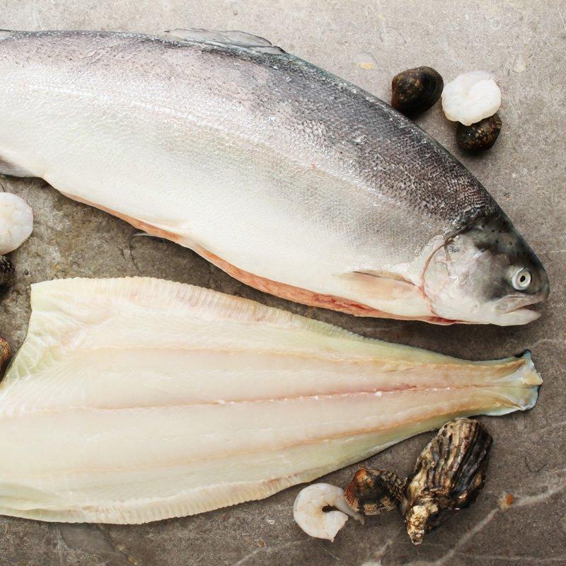 Fileuri de pește congelat